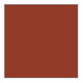 Colonial red aluminum and galvanized steel
