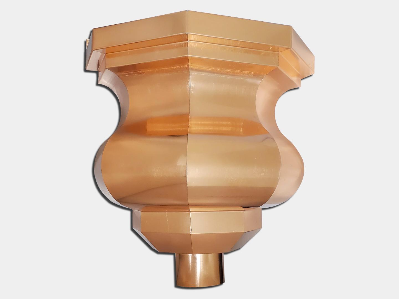 Premium: The Bodhi Copper Conductor Head / Leader Head