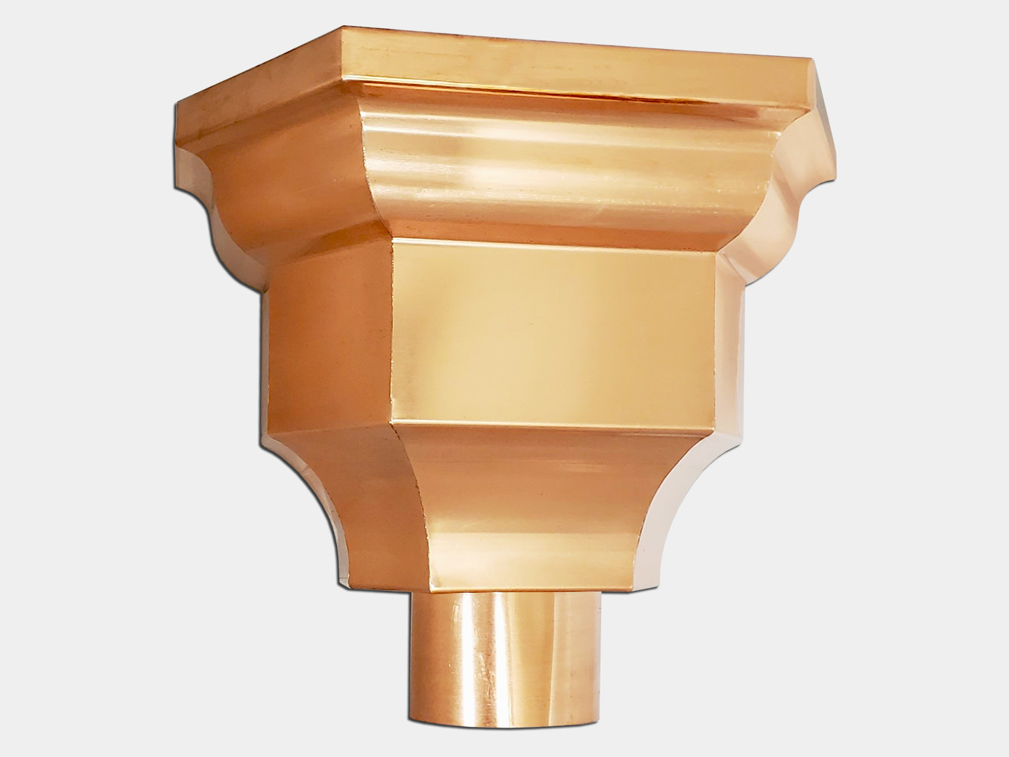 Traditional: The Excalibur Copper Conductor Head / Leader Head