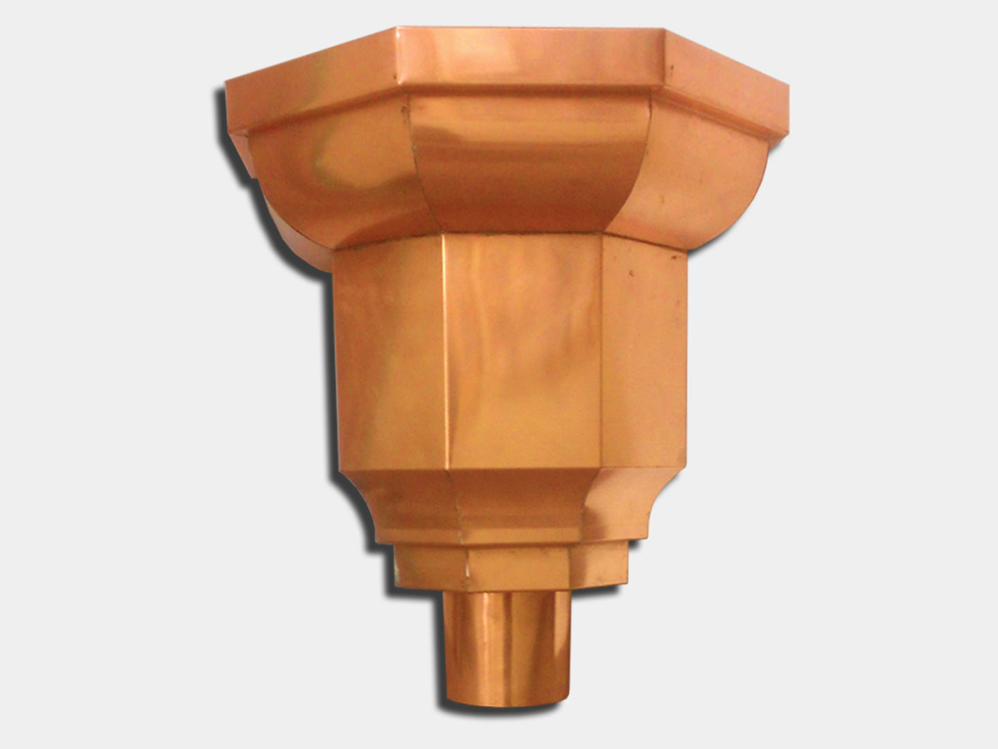 Traditional: The Regal Copper Conductor Head / Leader Head