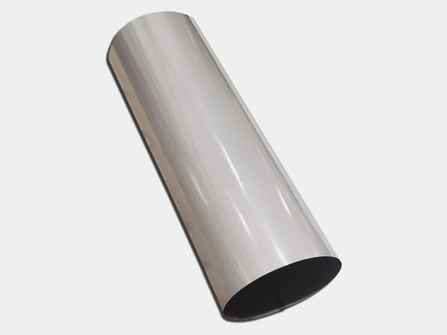 Plain Round Smooth Galvalume Plus Downspout