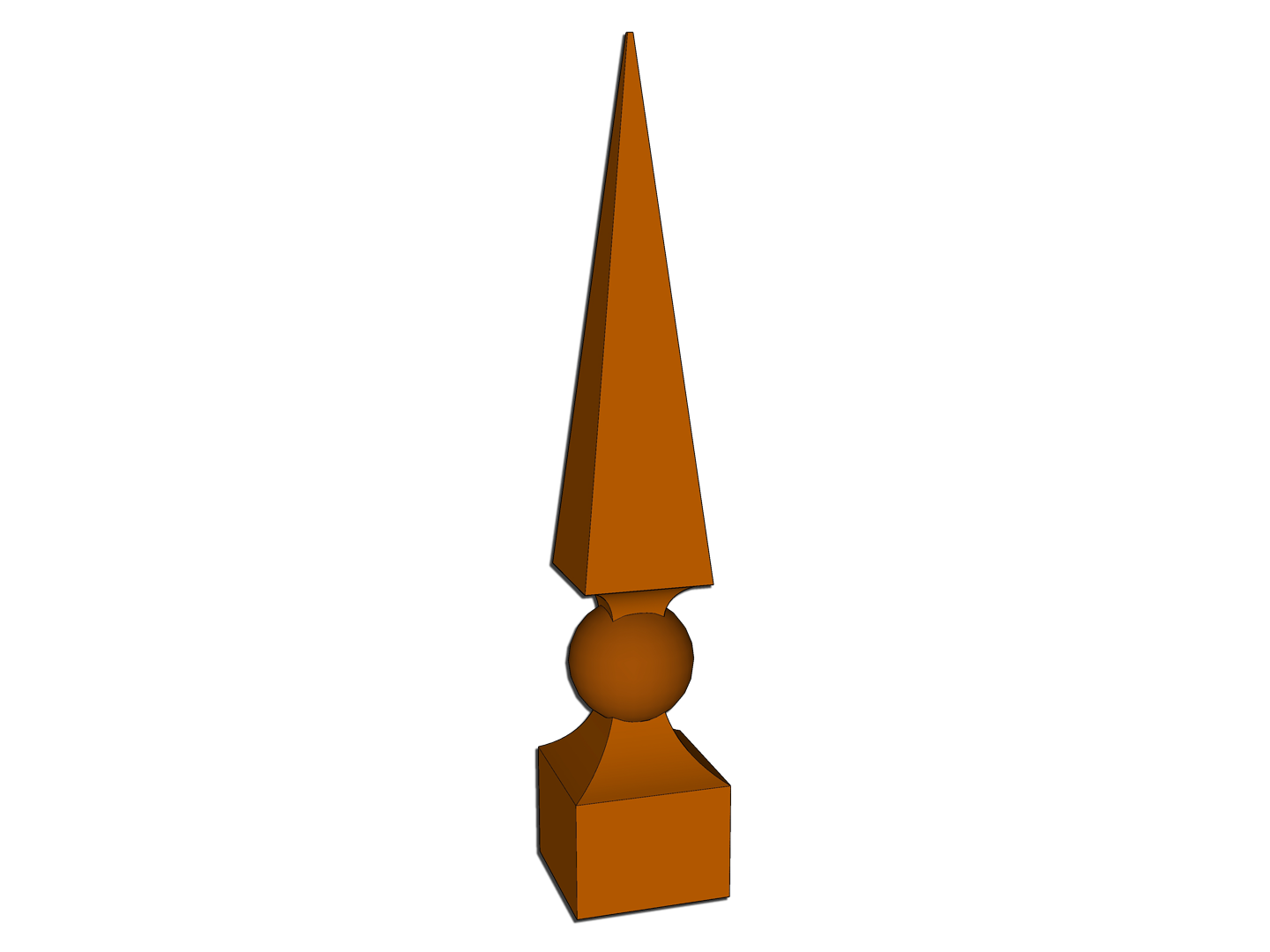 The Pinnacle Finial