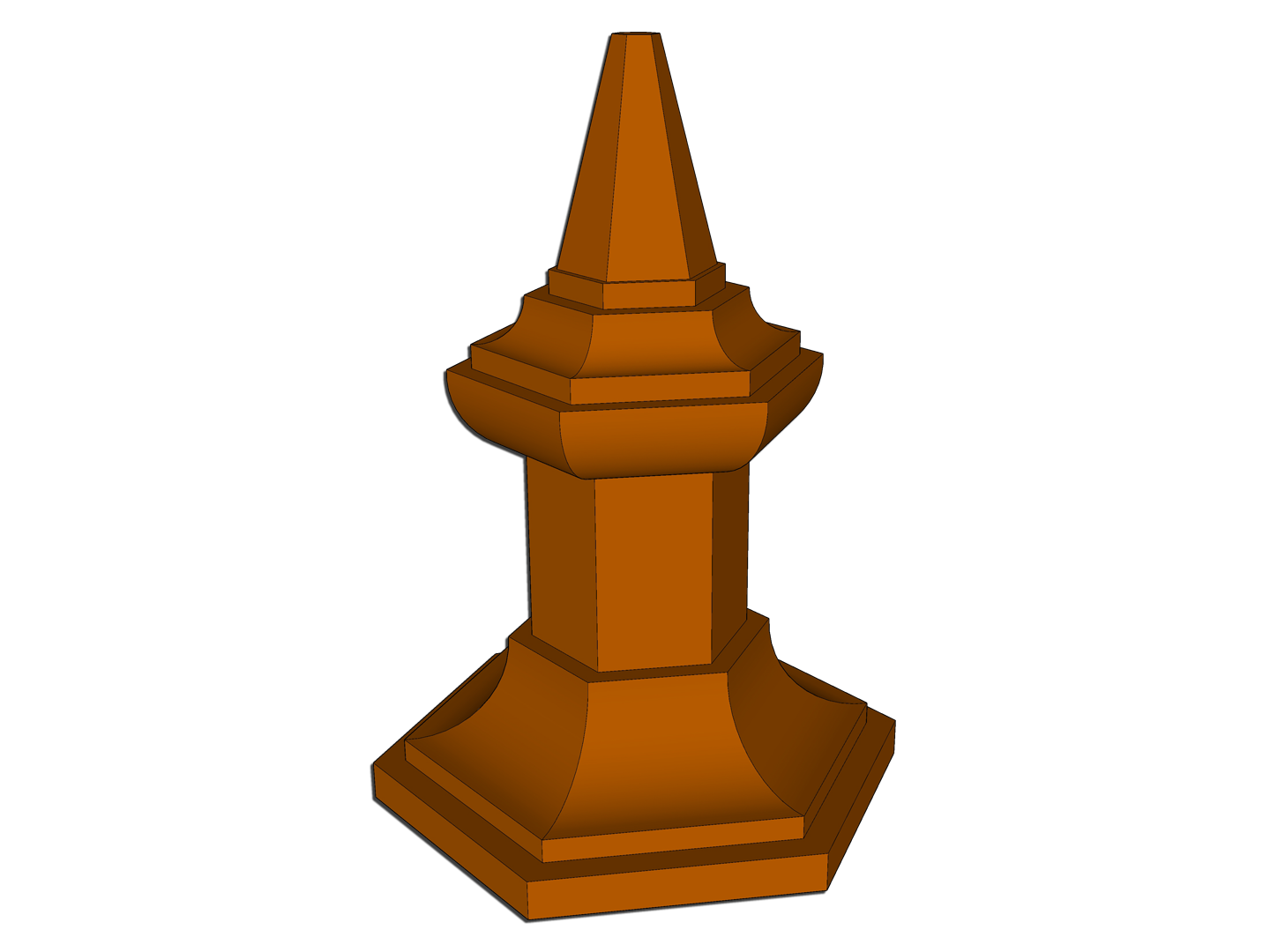 The Royal Finial