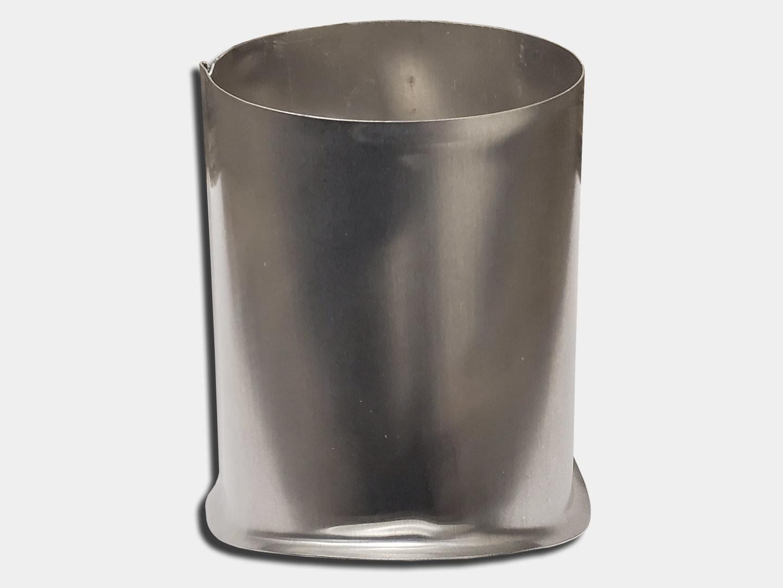 Half Round Gutter Aluminum Outlet