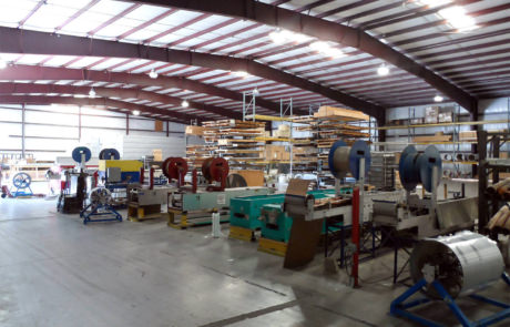 K&M Sheet Metal Shop