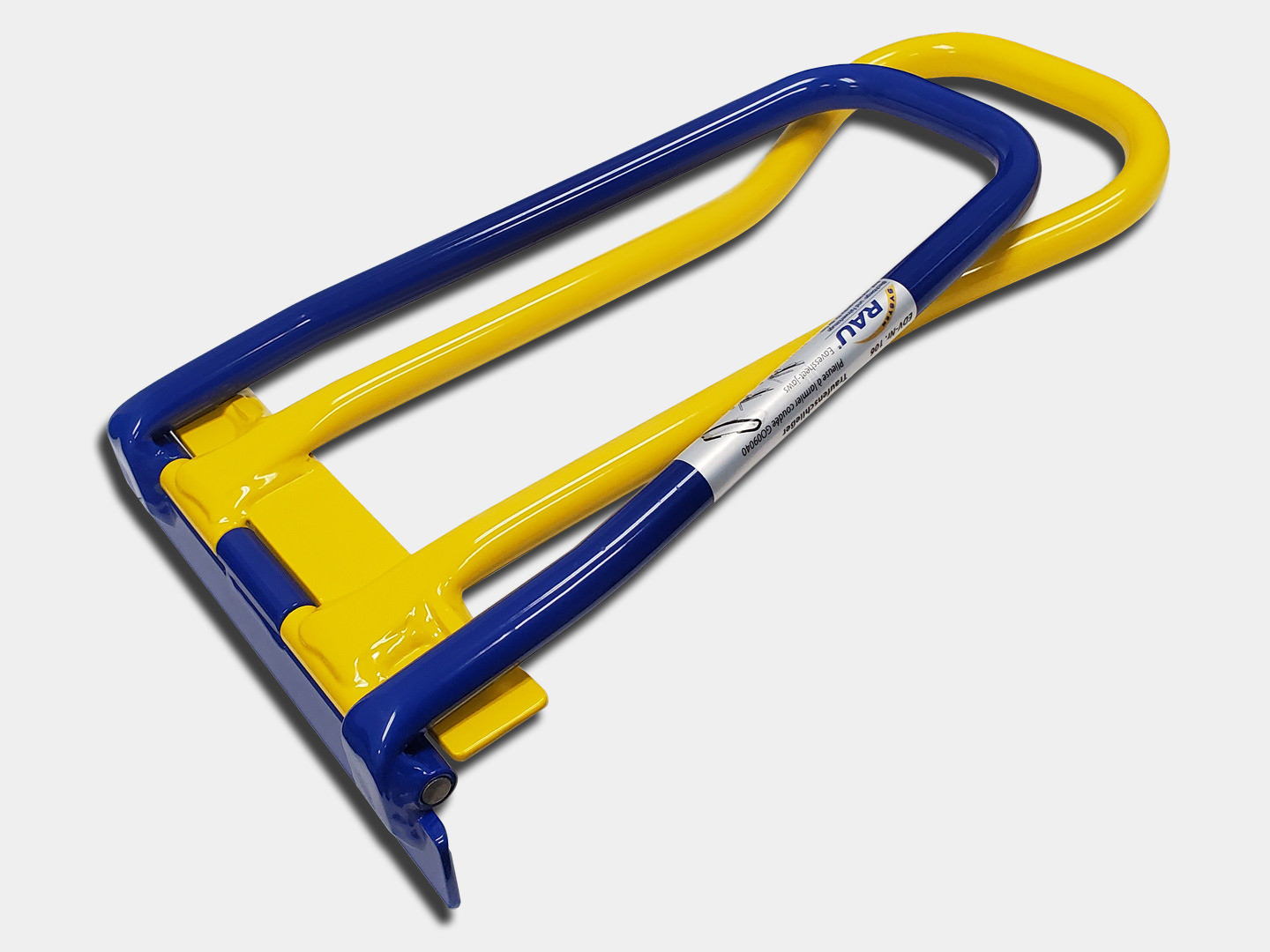 Rau systems 106 eaves closing tool for metal roofing
